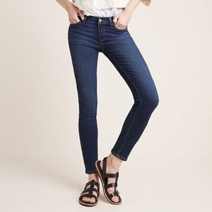 "Paige 9"" Mid Rise Verdugo Ultra Skinny Jeans"